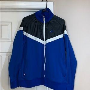 Nike full zip sportswear